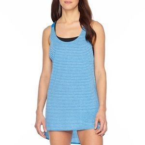 Nike Racerback Cover up Swimsuit Dress